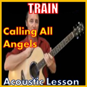 calling all angels by train