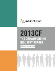 2013cf crowdfunding industry report