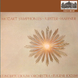 mozart: symphonies nos. 35 in d