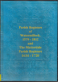 parish registers of watermillock, cumberland