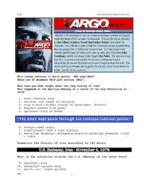 argo, whole-movie english (esl) lesson