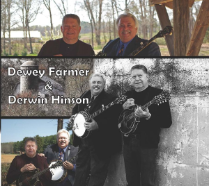 CD-233 Dewey Farmer & Derwin Hinson | Music | Country