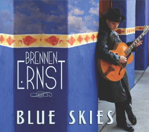 "CD-223 Brennen Ernst ""Blue Skies"" 