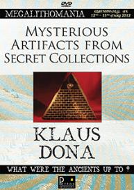 klaus dona - mysterious artefacts - 2012 mp4