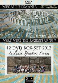 2012 megalithomania box set mp4s - 12 titles