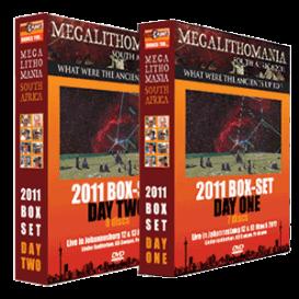 megalithomania south africa 2011 box-set mp3's