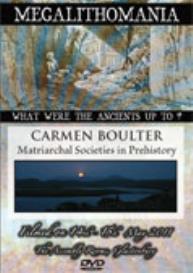 carmen boulter - matriarchal societies in prehistory