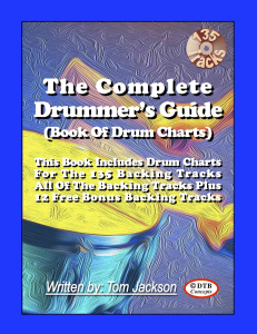 the complete drummer's guide (book of drum charts) - plus 12 free bonus backing tracks - also including the complete drummer's guide (book of transcriptions)