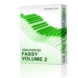 fassy volume 2 soul syndicate dancehall