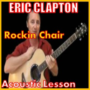 learn to play rockin chair by eric clapton