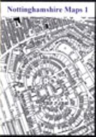 nottinghamshire maps