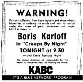 the borris karloff show