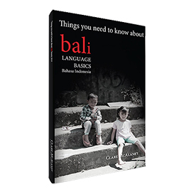 bahasa indonesia - things you need to know about bali travel - language basics