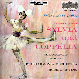 delibes: ballet music from coppelia & sylvia