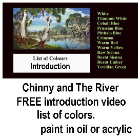chinny and the river introduction