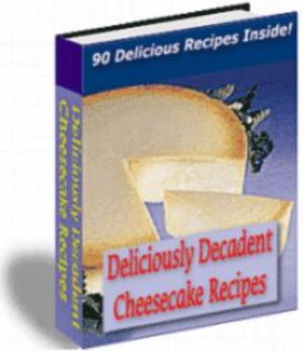ultimate cheesecake recipe collection cookbook ebook