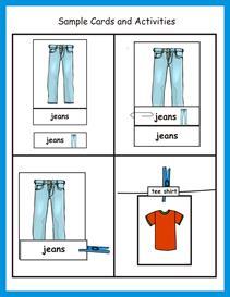 Clothing Match Up | eBooks | Education