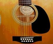 12 String Guitar | Other Files | Arts and Crafts