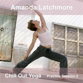 chill out yoga - flow, volume 2