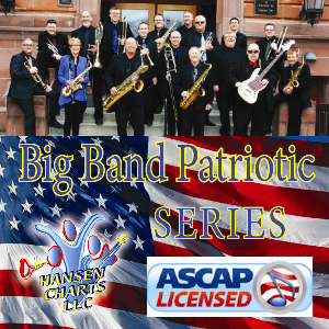 America the Beautiful 5441 Piano Rhythm Big Band Instrumental Series | Music | Folk