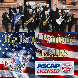 america the beautiful 5441 piano rhythm big band instrumental series