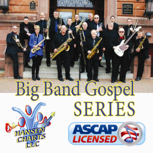 First Additional product image for - Just As I Am 544 Gospel Big Band Instrumental Series