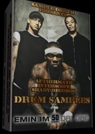 aftermath samples -  dr.dre - eminem - 50 cent