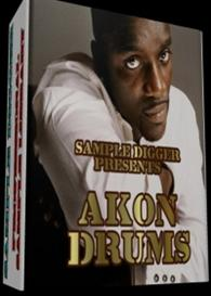 akon drums