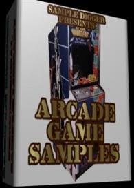 arcade game samples   - 264 wav samples