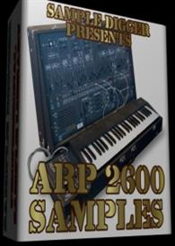 Arp 2600 -  409 Wav Samples | Software | Audio and Video