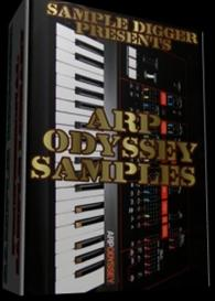 Arp Odyssey  - 155 Wav Samples | Music | Electronica