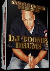 dj toomp drums