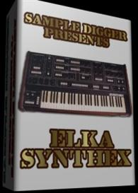 Elka Synthex  -  2060 Wav Samples | Music | Soundbanks