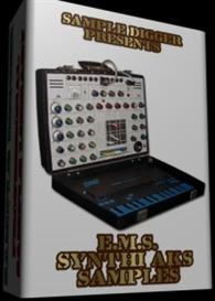 Ems  * Synthi Aks *  -  410 Wav Samples | Music | Electronica