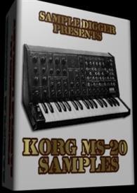 Korg Ms-20  -  416 Wav Samples | Music | Soundbanks