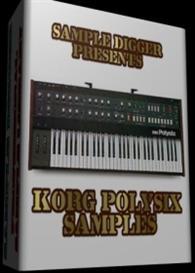 korg polysix   -  221 wav samples