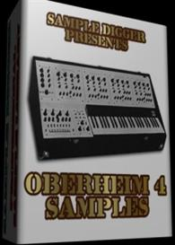 oberheim 4   -  118 wav samples