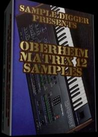 Oberheim Matrix 12   -   210 Wav Samples | Music | Soundbanks