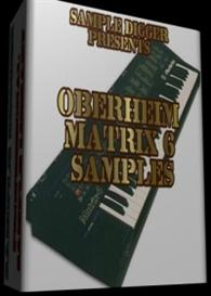 Oberheim Matrix 6   -   257 Wav Samples | Software | Audio and Video
