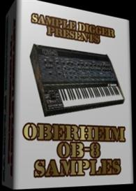 Oberheim Ob 8   -   205 Wav Samples | Software | Audio and Video