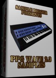 Ppg Wave 2.3  -   193 Wav Samples | Music | Soundbanks