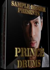 prince drum kits & samples