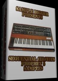 prophet 5  - 424 wav samples