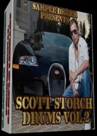 scott storch drums vol. 2