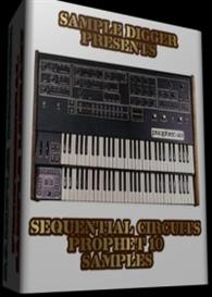 Sequential Circuits * Prophet 10 *  -  309 Wav Samples | Software | Audio and Video