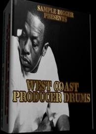 west coast producer drums
