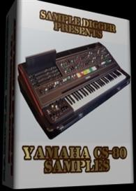 Yamaha Cs 80  -  193 Wav Samples | Software | Audio and Video