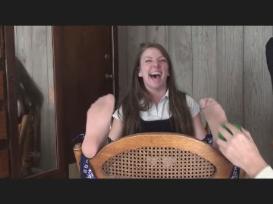 hostess tickled