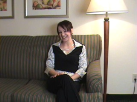 ticklish interview