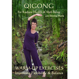 qigong warm-up exercises